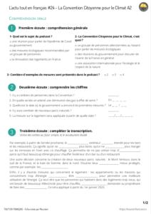 fiche CO A2