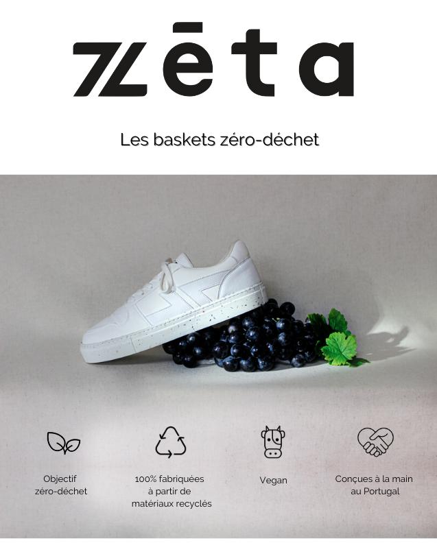 L'actu tout en français 30 : des baskets en raisin 1