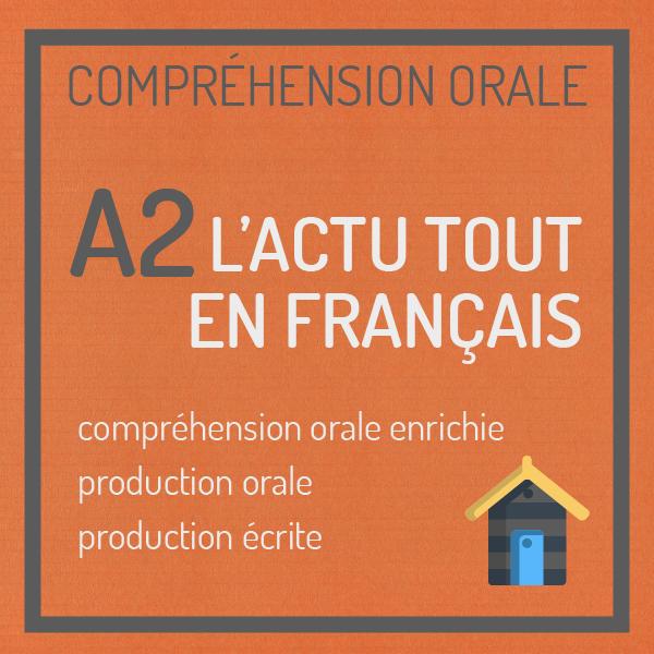 Compréhension orale A2 : les tiny houses 4